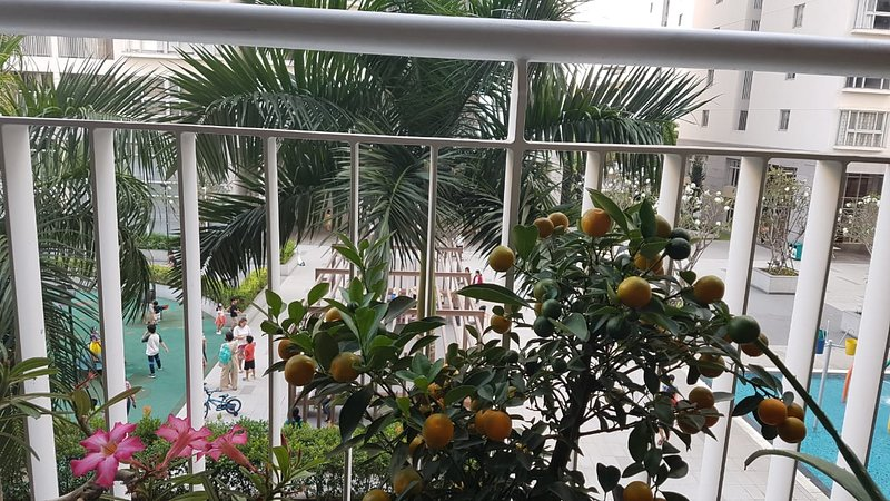 Modern apartment in Phu My Hung D7, vacation rental in Tan An