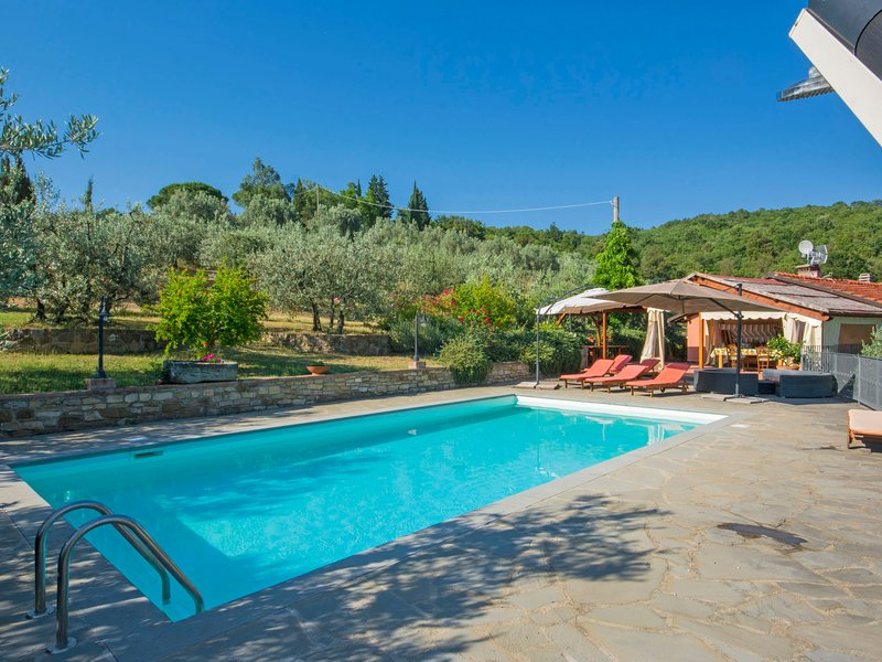 Posticcia Vecchia, holiday rental in Pergine Valdarno