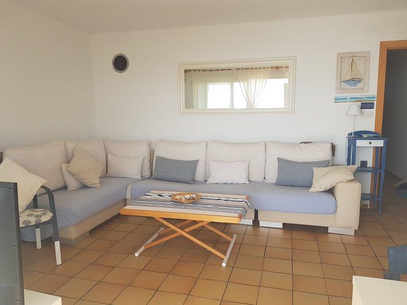 Apartamento para 4 personas en, alquiler de vacaciones en Vilanova i la Geltrú