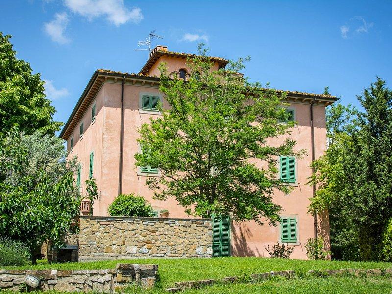Chiantishire retreat, alquiler vacacional en Barberino Val d'Elsa