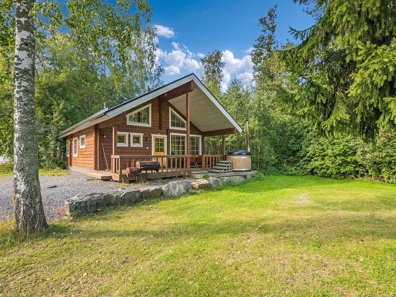 Anttoora 1, holiday rental in Noormarkku