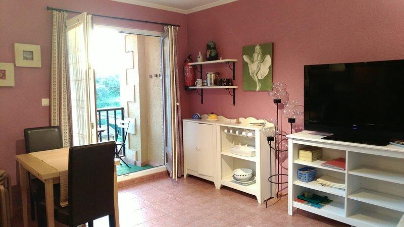 Apartamento ZALOA en Comillas, con garaje y calefacción, alquiler vacacional en Barcenaciones