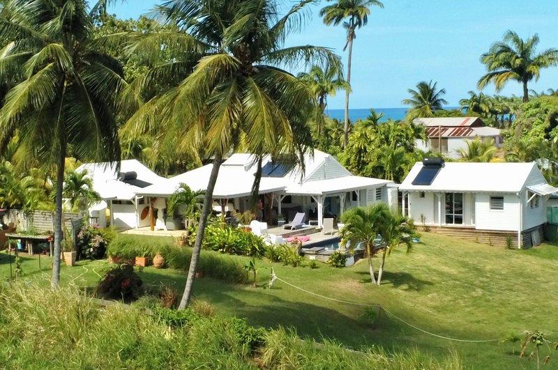 La Villa Loheac, location de vacances à Sainte Rose