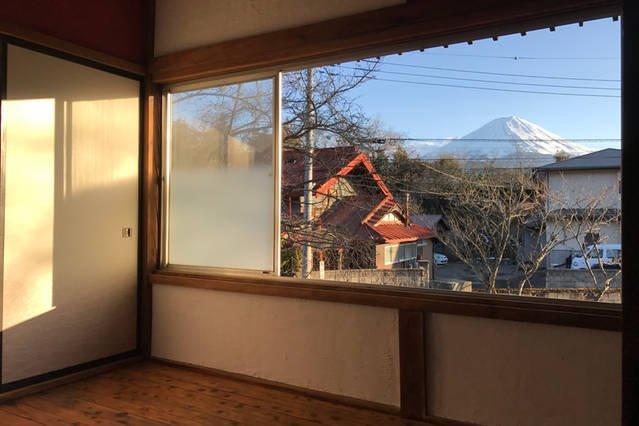Fuji sakura House, holiday rental in Koshinetsu