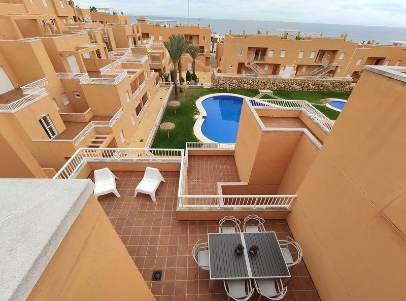 Marina Golf, holiday rental in Mojacar Playa