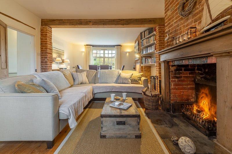 Weaver's Cottage, vacation rental in Burnham Market