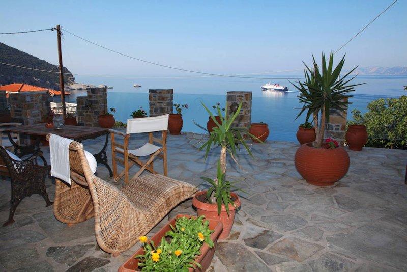 studiosmilos-skopelos studio 3, vacation rental in Skopelos
