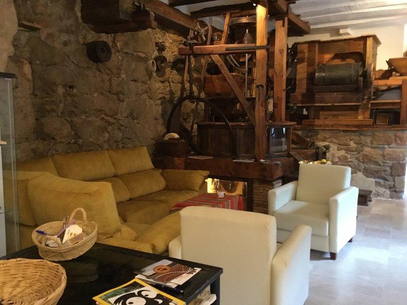 Molino del Machero, vacation rental in El Sabinar