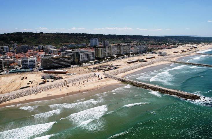 Beach Holidays in Costa da Caparica, location de vacances à Trafaria