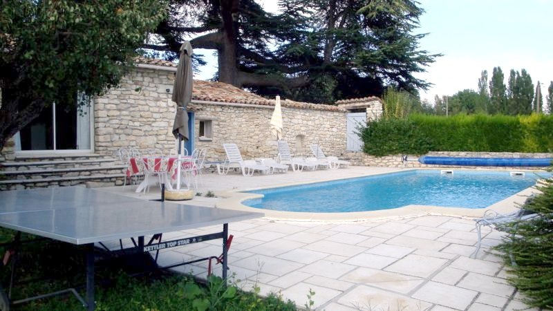 Amazing villa with swimming-pool, holiday rental in Mane