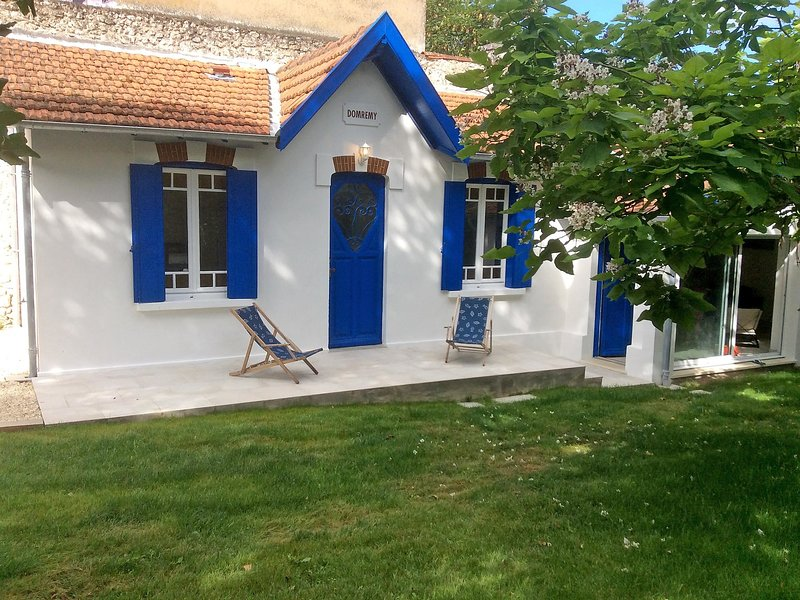 Domremy, vacation rental in Saint-Palais-sur-Mer