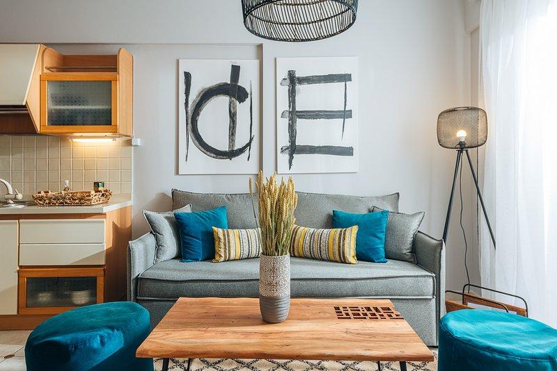 Creticum Suites A2, holiday rental in Knosos