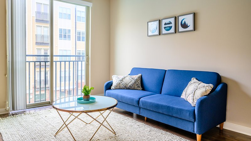 Viagem | Durham | 1BR Downtown w/Parking, location de vacances à Durham