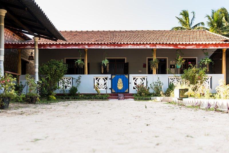 Neverbeen to Suman's Home, casa vacanza a Nilaveli
