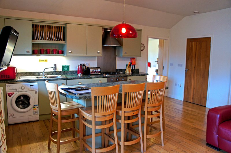 Bath & West Lodge - Tor Farm, holiday rental in Draycott