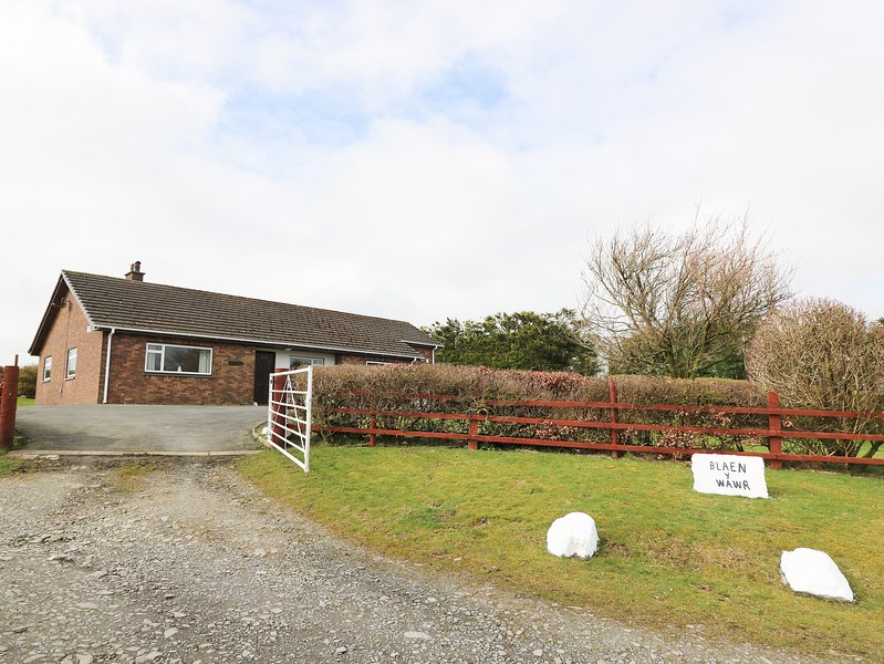 BLAENYWAWR ANNEXE, countryside views, Aberaron 8 miles, cosy retreat, Ref 971278, aluguéis de temporada em Llanon