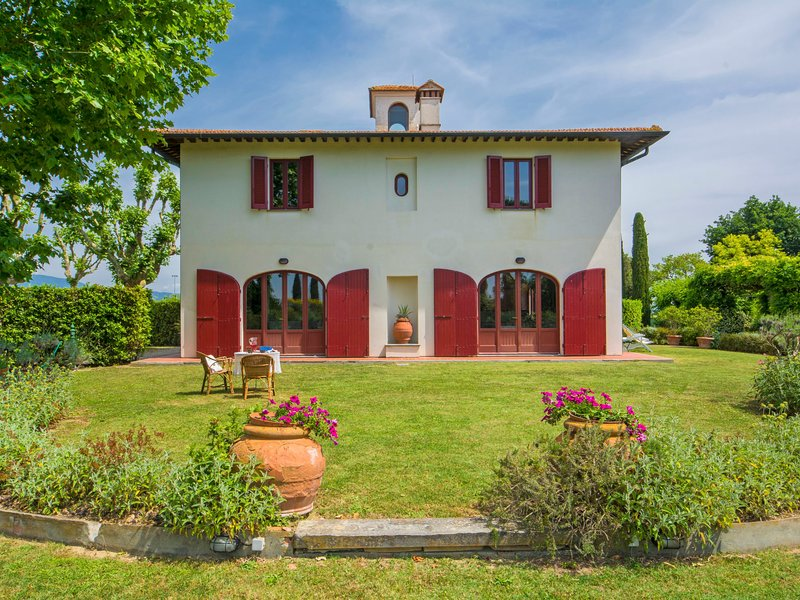 Villa Ponticelli, vacation rental in Ponsacco