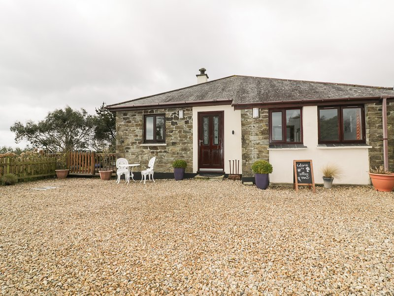 Valley View, Mevagissey, holiday rental in Grampound