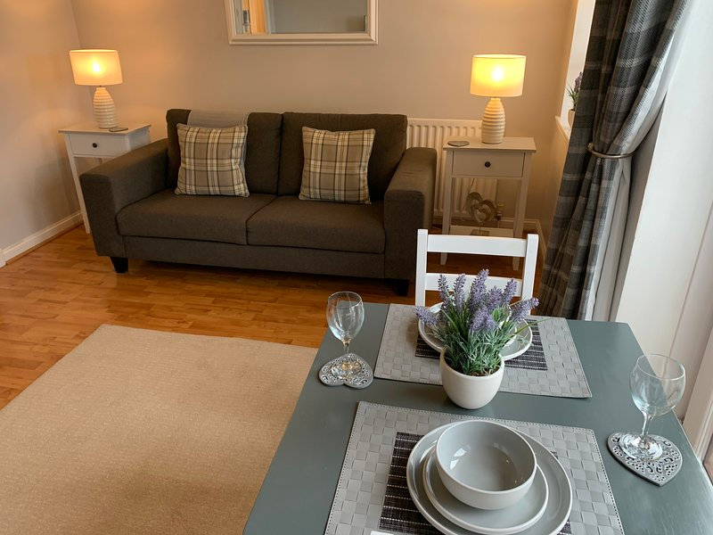 The Kintyre - Ayr Riverside Apartment, aluguéis de temporada em South Ayrshire