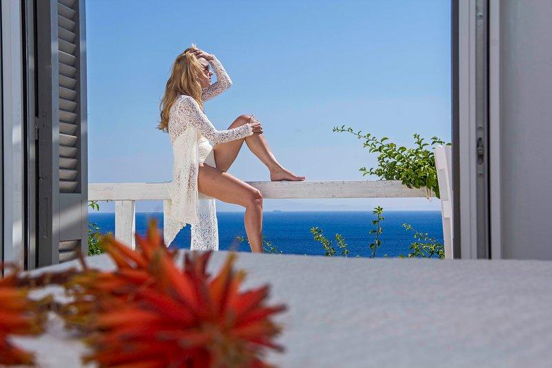 Votsalaki Resort Mykonos-Executive Studio 1, vacation rental in Paradise Beach