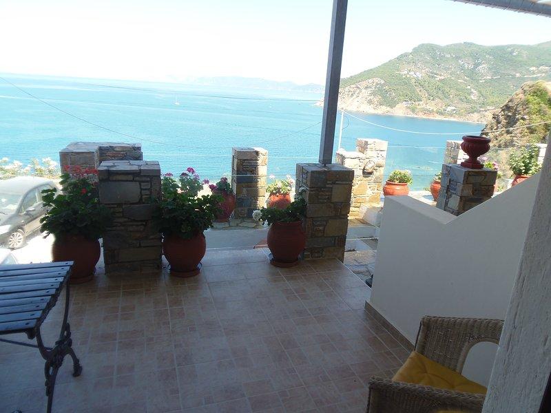 studiosmilos-skopelos studio 4, vacation rental in Skopelos