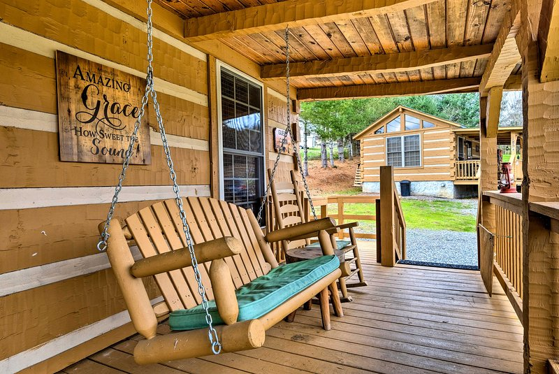 NEW! Wheelchair-Accessible Cabin on Cherokee Lake!, Ferienwohnung in Bean Station