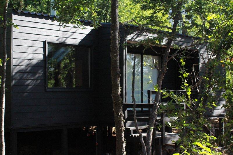 Cabaña Andina 6 personas Camino a Termas de Chillán, location de vacances à Biobio Region