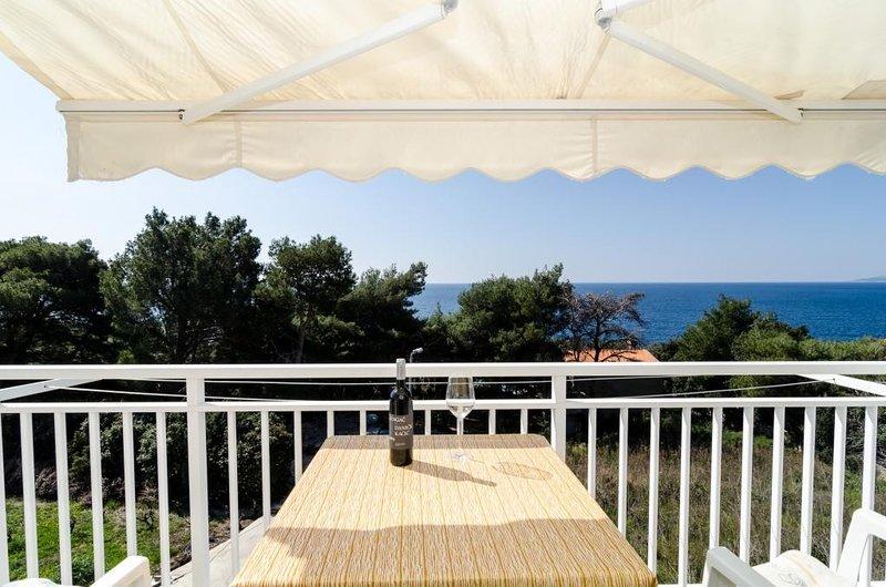 Apartments Villa Ana Dingač- One Bedroom Apartment with Balcony 4, aluguéis de temporada em Potomje