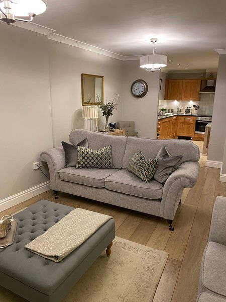 Durham Riverside Apartment - Kingsgate Bridge View, holiday rental in Langley Moor
