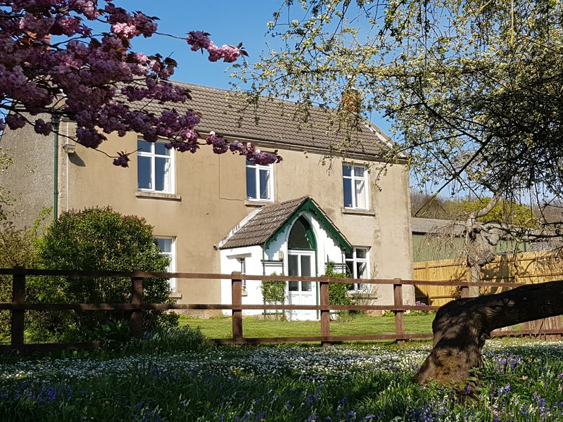 Forest Farm Papplewick Nottingham - Spacious Self-Contained Rural Retreat!, location de vacances à Newstead