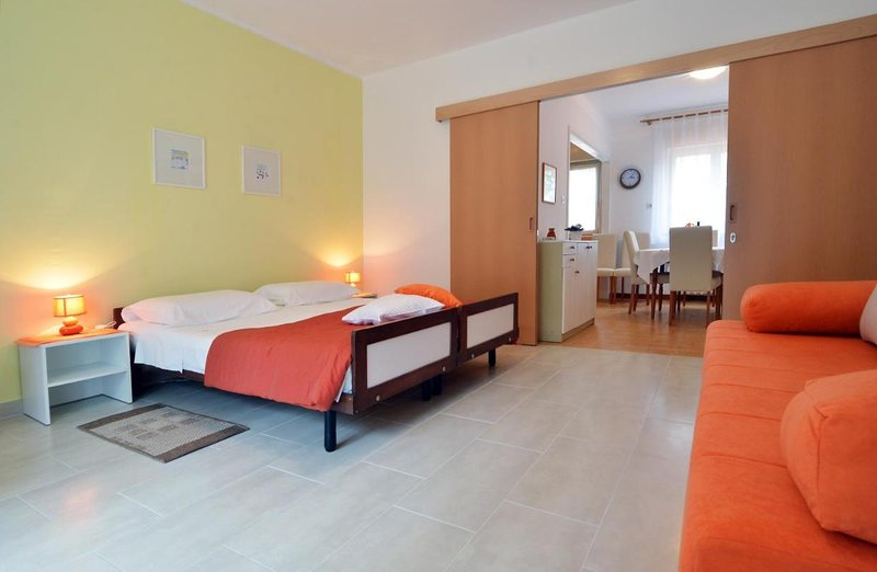 Apartment Rojnic - 3 bedrooms apartment, holiday rental in Vintijan
