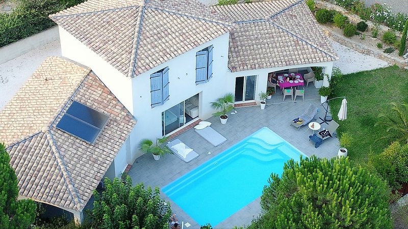 villa de luxe dans le golfe de saint tropez, holiday rental in Plan de la Tour