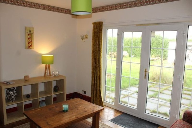 Cosy, self-contained 1-bedroom flat near Nantwich, holiday rental in Audlem