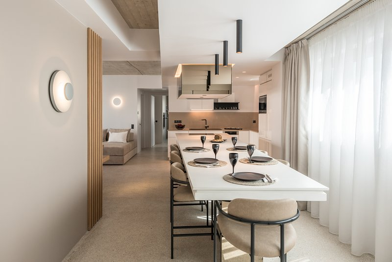 Mya B3 Superior Apartment, holiday rental in Alimos