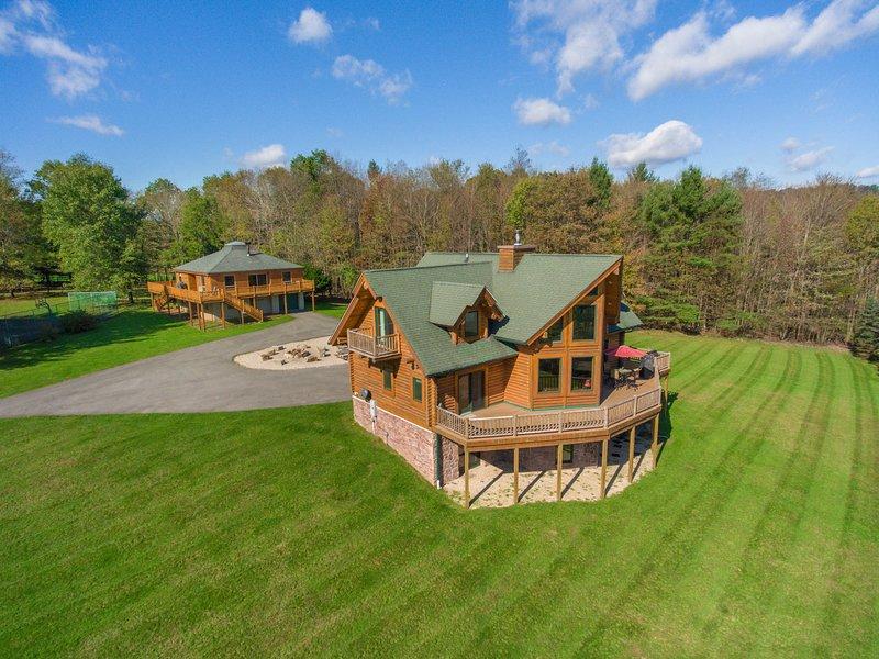 Log Retreat, vacation rental in Deer Park