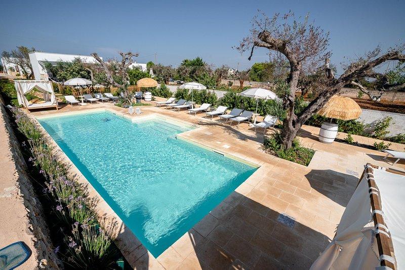 La Remesa - Santa Maria Al Bagno, holiday rental in Lido Conchiglie
