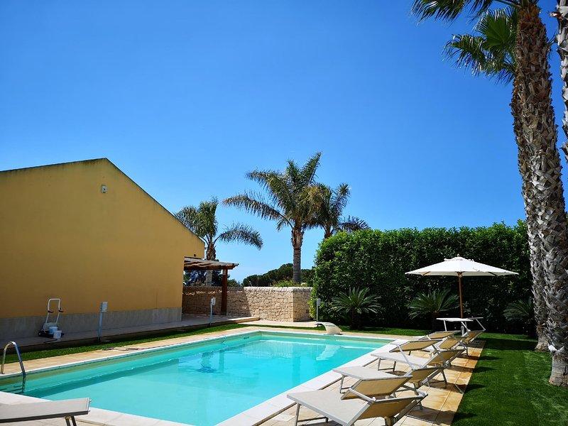 Villa Montalbano - Scicli, holiday rental in Playa Grande