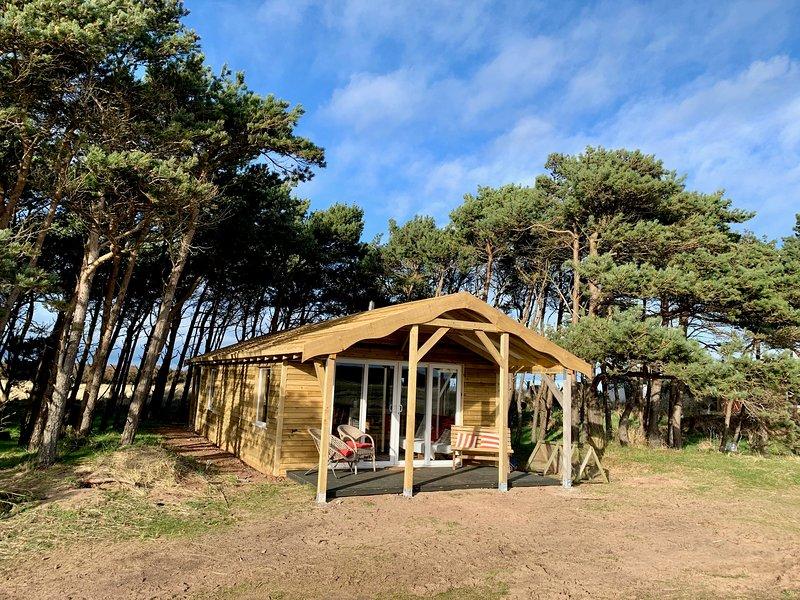 Beach Cabin, holiday rental in Whitekirk