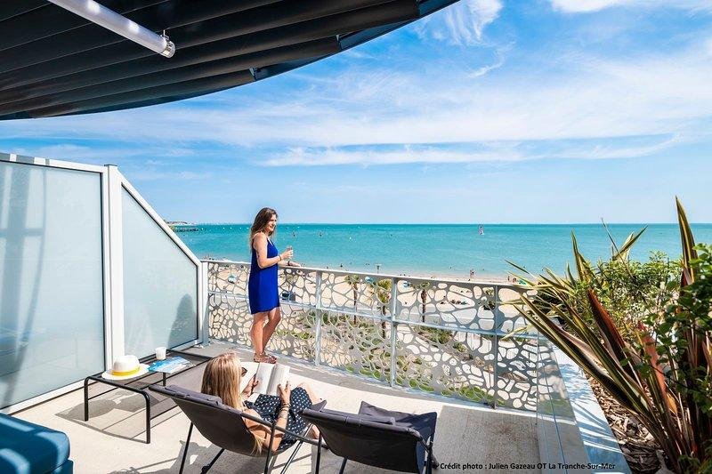 Résidence LE REVE, vacation rental in La Tranche sur Mer