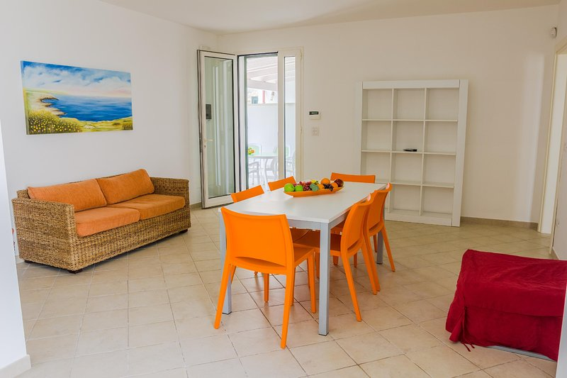 Appartamento Camelia - Pescoluse, vacation rental in Pescoluse