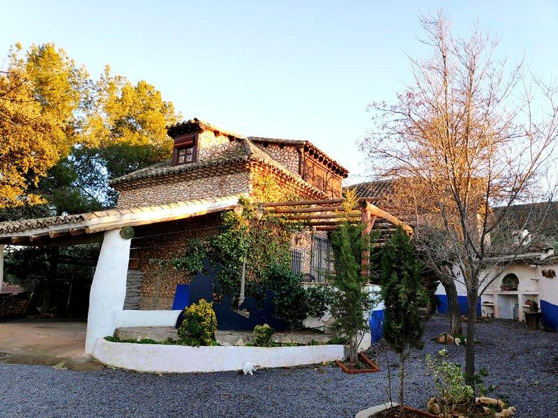 Casa Umbría de Olivos, casa vacanza a Fuente el Fresno