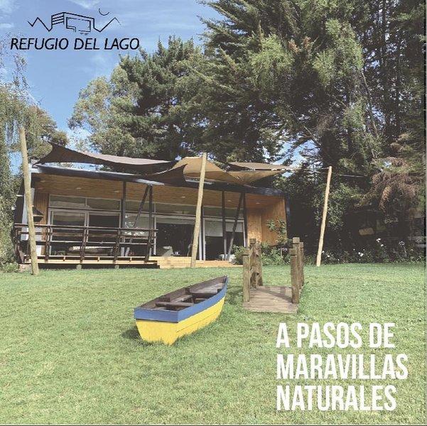 El Rincón Casa Lodge, alquiler de vacaciones en Talca