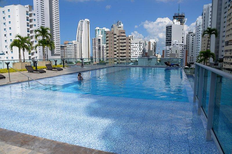 topapartamentcartagenacolombia, vacation rental in Cartagena