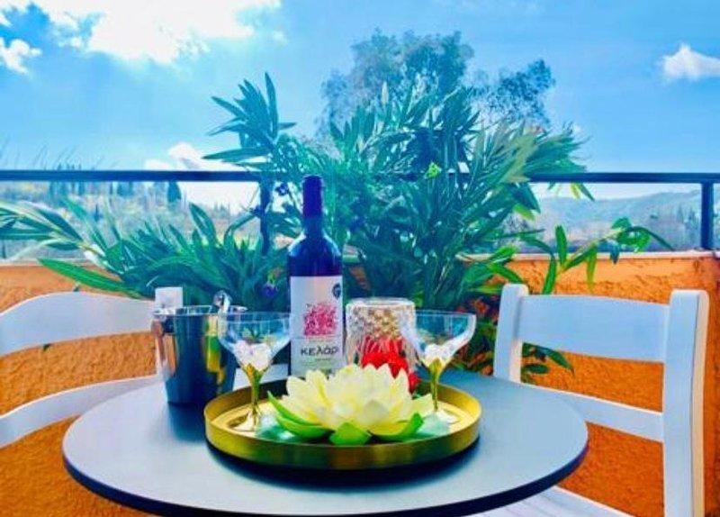 Ninfa Garden - Studios & Apartments, holiday rental in Peroulades