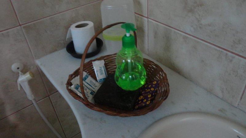 pousada casa de noca barra do jacuipe camaçari-BA-BR, location de vacances à Jenipabu