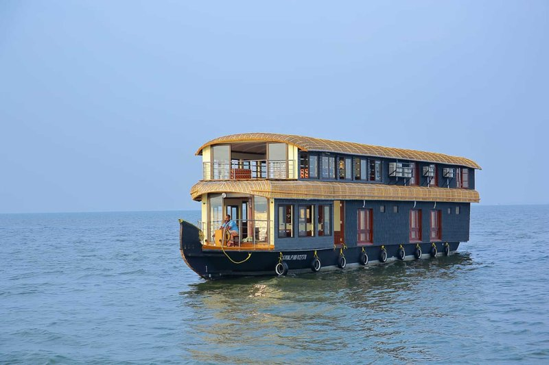 Cosy Houseboats, holiday rental in Alappuzha