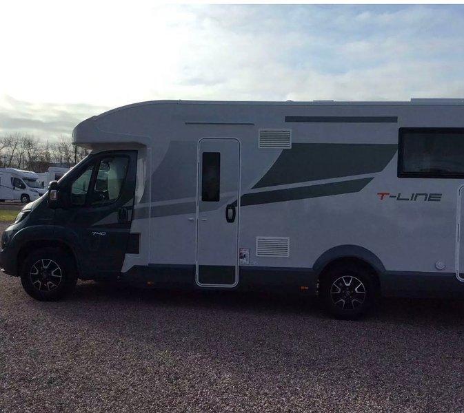 2020 Motorhome, holiday rental in Warrington