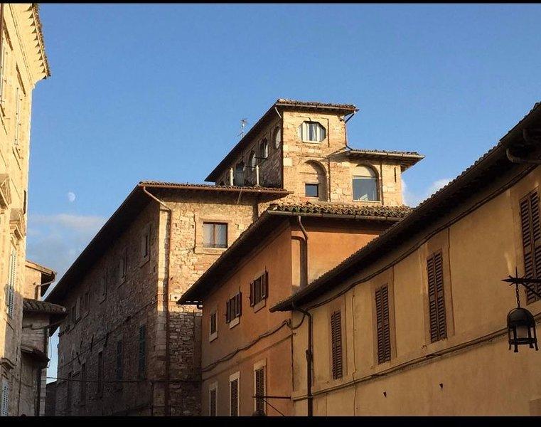 Sole alle Torri, holiday rental in Sant'Apollinare
