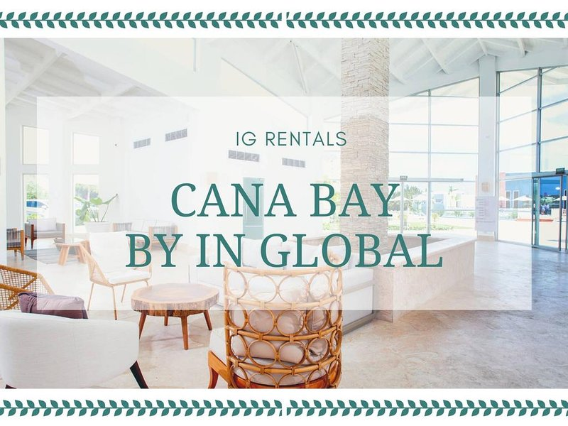Pool View Suite Cana Bay 04 Playa Bavaro Punta Cana, vacation rental in Uvero Alto