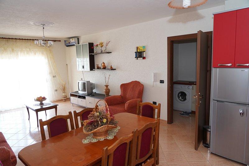 Apartament Arbi 1, holiday rental in Kavaje